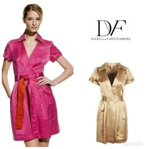 Diane von Furstenberg | Hutton silk wrap dress 6